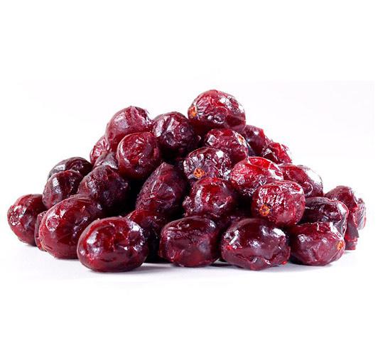 arandanos rojos desecados enteros